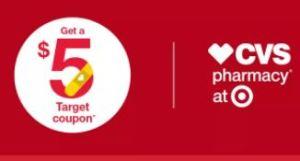 $5 off coupon at Target