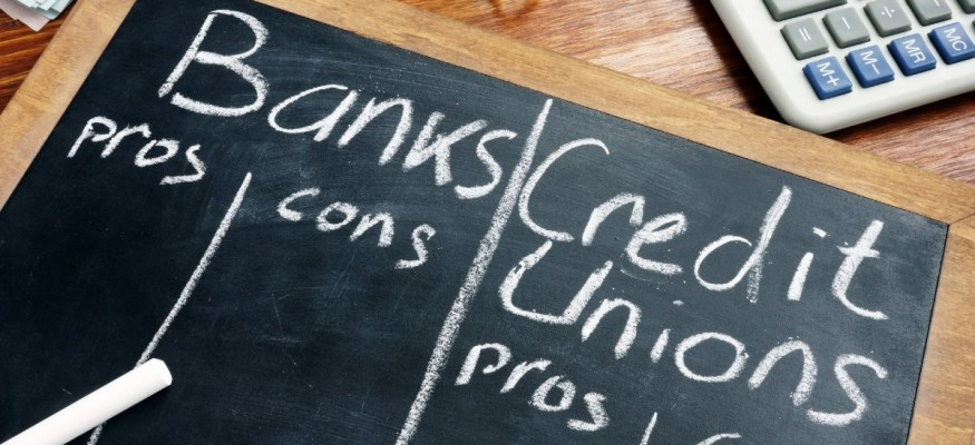 Credit unions vs. banks: Clark.com weighs the pros and cons and explains the differences.