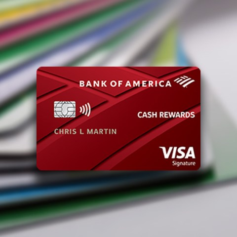 The Bank of America Cash Rewards Credit Card offers 3% cash back in a category of your choice.