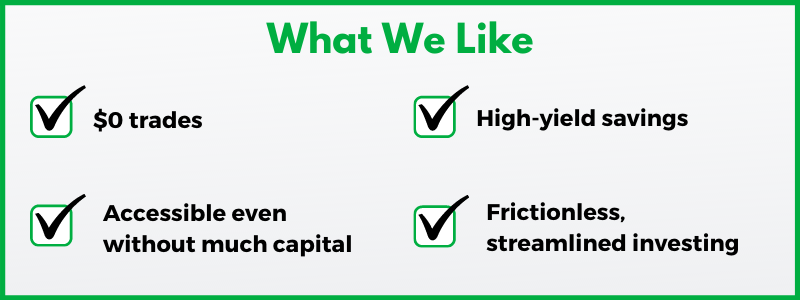 Here are Robinhood's best attributes.