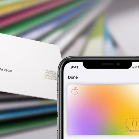 The Apple Credit Card offers 3% cash back on Apple purchases.