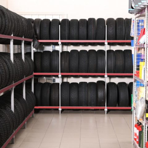 Shopping for new tires in-store