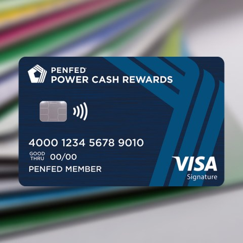 PenFed Power Cash Rewards Review: Up to 2% Unlimited Cash Back