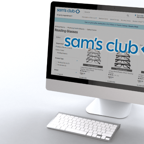 Sam's Club Optical story image