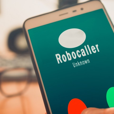 area codes with the most robocalls