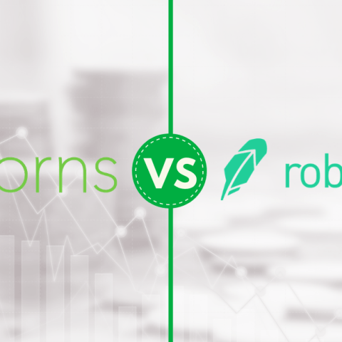 Acorns vs. Robinhood is a common debate among new investors looking for a mobile fintech company.