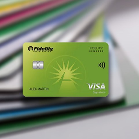 Fidelity Rewards Visa Signature card offers 2% cash back.