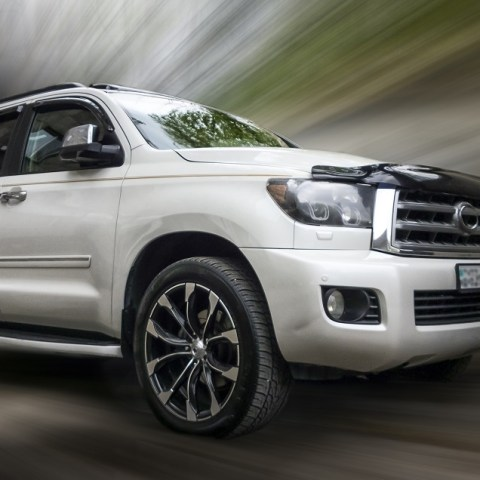 Toyota Sequoia is one of the most reliable vehicles
