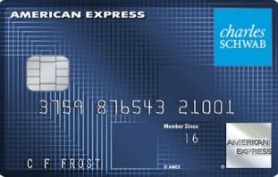 American Express Charles Schwab Credit Card
