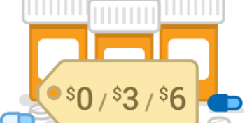 $4 prescriptions available as a member of the Kroger Rx Savings Club