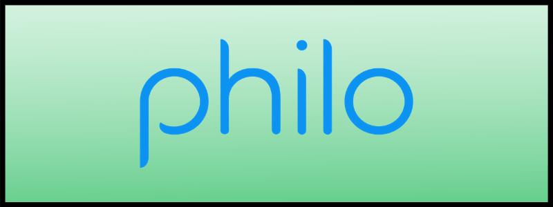 Philo streaming service
