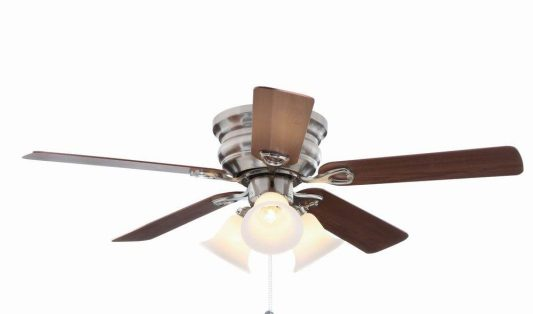 Ceiling fan on sale at Home Depot