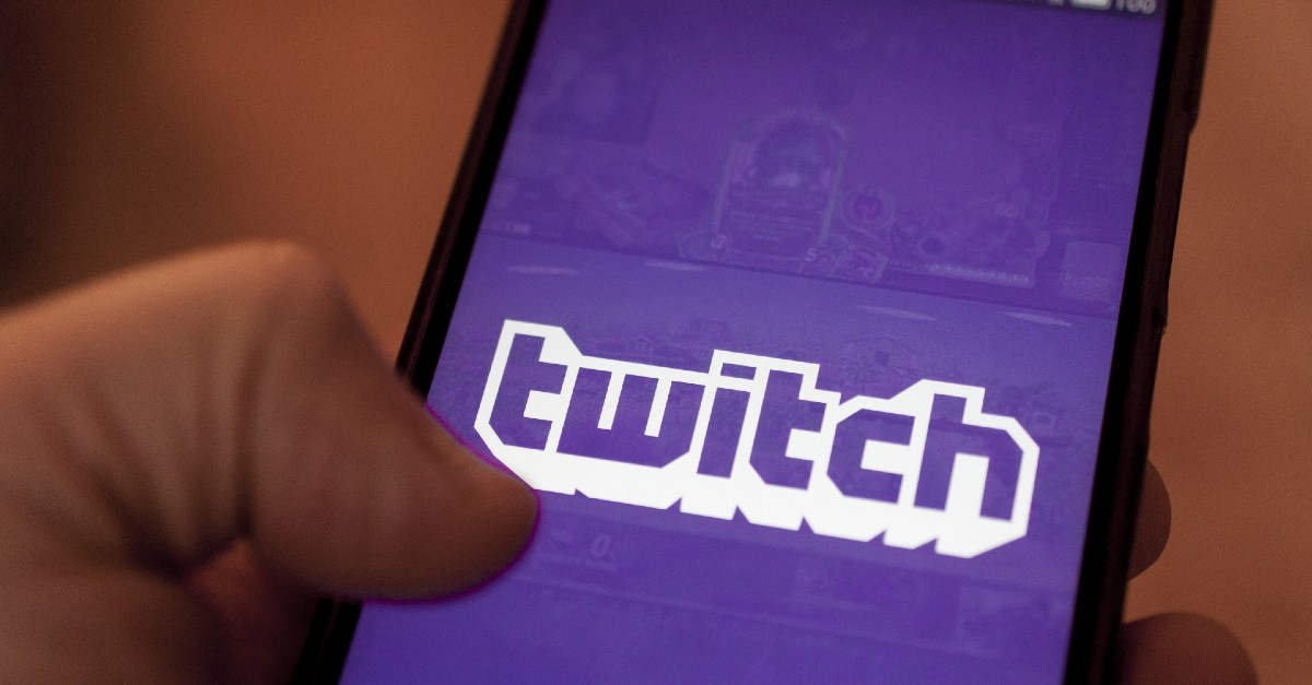 Twitch streaming service