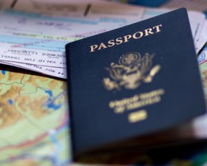 valid U.S. passport for international travel