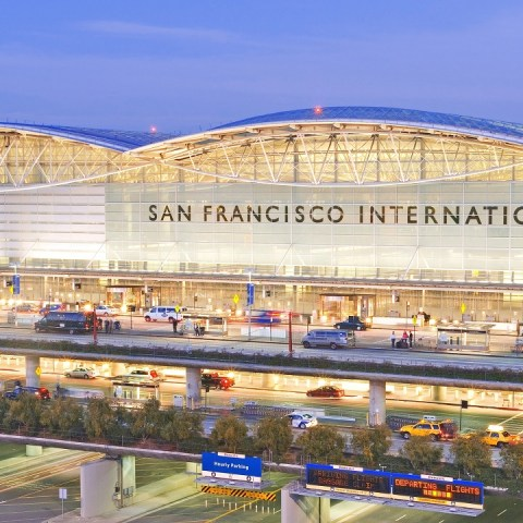 San Francisco is among cheapest airports
