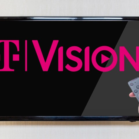 TVision by T-Mobile streaming plans
