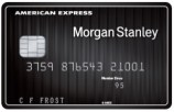 Morgan Stanley from American Express Credit Card
