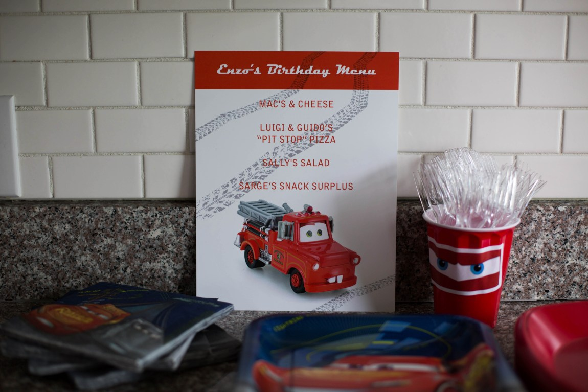 Cars Themed Games And Crafts Cars 3 Birthday Party Ideas