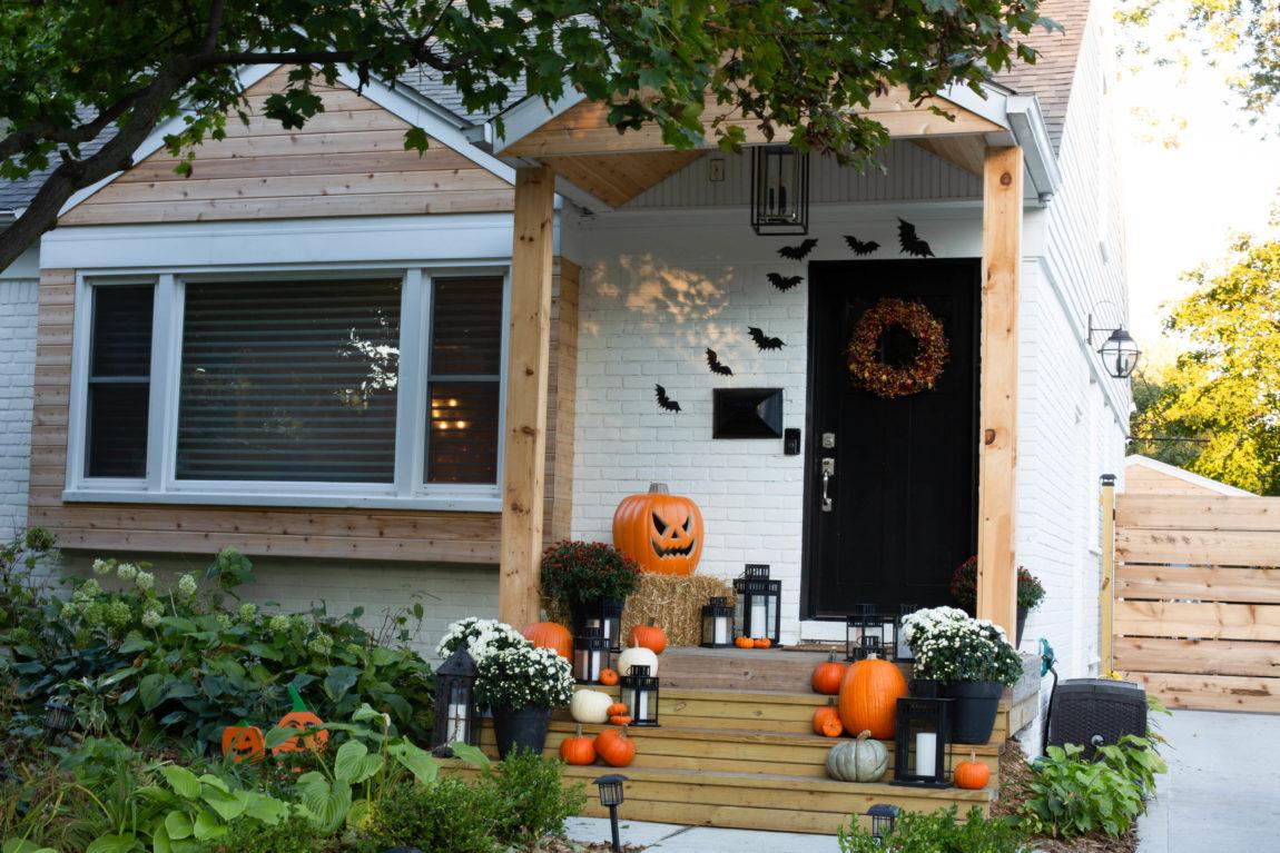 Fall And Halloween Home Decor Clark Aldine