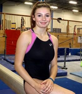 Naydenov Gymnastics taylor weber