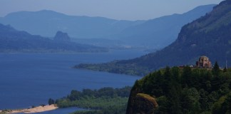 Columbia River Scenic Highway