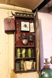 Firehouse Glass 1906 bank alarm