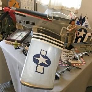 Vancouver Veterans Museum model plane