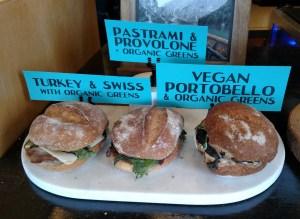 Vancouver Pines Coffee and Tea Vegan