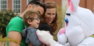 Clark County Easter Egg Hunt NW Association for Blind Athletes