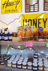 Half Moon Farm Honey Signs