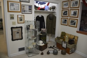 Two Rivers Heritage Musuem new milatary display