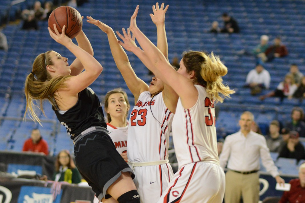 clark county state basketball Courtney Clemmer