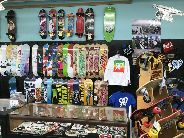 Skate park clark county