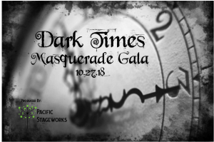 Dark Times Masquerade Gala @ Vancouver | Washington | United States