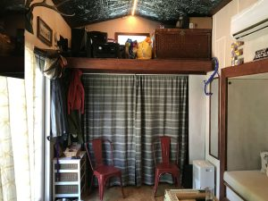Austin and Jenna Ernesti Tiny Home Inside 2