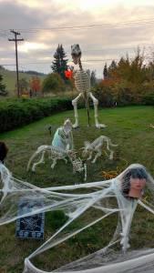 Rex on 179th halloween