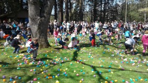 2017 Eagles Community Easter Egg Hunt