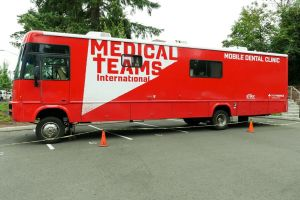 Compassion clinic Mobile Dental Van