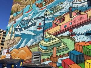 Vancouver Washington Murals