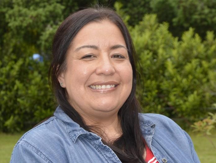 WHS Principal Sheree Gomez-Clark