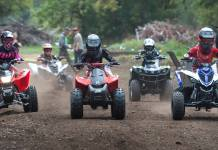 Grays Harbor ORV Kids on Quads