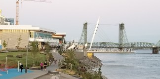 Vancouver Waterfront Park District Grant Street Pier