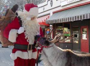 Holiday Events Vancouver Reindeer Block Party