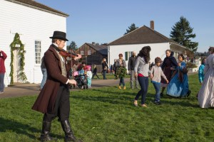 Holiday events Fort Vancouver Christmas at the fort