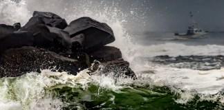 How to Storm Watch Grays Harbor Coast Jetty
