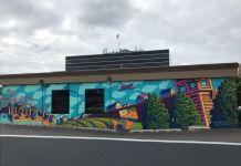 Kids educational activities vancouver Murals