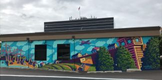 Kids educational activities vancouver Murals
