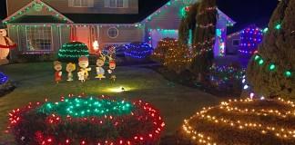 Holiday Lights 67th Ave-Battleground