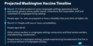 covid vaccine timeline