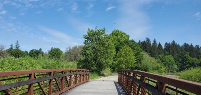 La-Center-Bottoms Clark-County-wetlands-Brezee-Creek